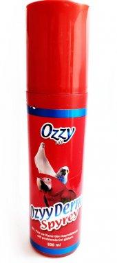 Ozzy Kuş Bit Pire Bakım Spreyi