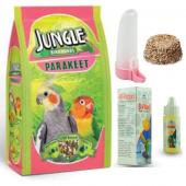 Jungle Paraket Sultan Cennet Papağanı Yem Ve...