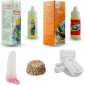 Kuşlar İçin Apex Vitamin Ve İhtiyaç Seti (5...