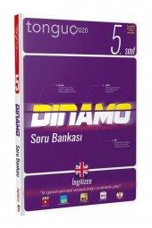 Tonguç 5. Sınıf İngilizce Dinamo Soru Bankası
