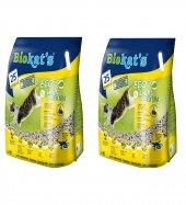Biokat's Pelet Kedi Kumu Eco Light Extra 5lt 2'li