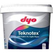 Dyo Teknotex Teflonlu Dış Cephe Boyası 15 Lt (Tüm Renkler)