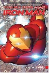Yenilmez Demir Adam Iron Man - Marvel Çizgi Roman