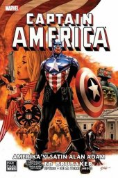 Captain America Amerikayı Satın Alan Adam - Marvel Çizgi Roman