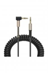 3.5 mm Jack Aux Araba Telefon Stereo Ses Bağlantı Kablosu