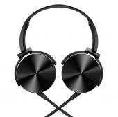 Escomgold Mikrofonlu Kulak Üstü Kulaklık Hi Res...
