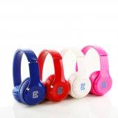 Mikrofonlu Kulak Üstü Kulaklık Aux Girişli Escom Solo 2