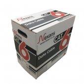 Nexans Cat6 Halogen Free Network Kablosu %100 Bakır Orjinal