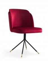 Dengema Metal Ayaklı Mutfak Sandalyesi Dms27