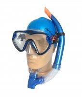Youth Maske Şnorkel Set Hortumlu Deniz Gözlüğü 2364a 113