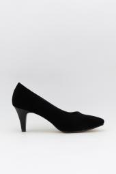 Freefour Kadın Kısa Topuklu&stiletto Ayakkabı