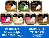 Animonda Vf 100 Gr 16lı Karışık Yetişkin Kedi Konservesi