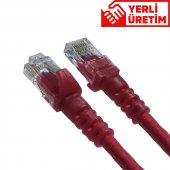 Derkab Cat6 23awg 50cm 10lu Paket Network Ağ...