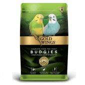 Gold Wings Premium Meyveli Muhabbet Kuşu Yemi 1 Kg