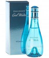 Davidoff Cool Water Woman Edt 100 Ml Kadın...