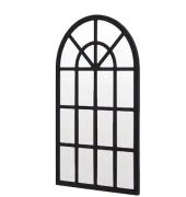 Metal Dekoratif Pencere Görünümlü Ayna