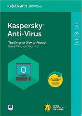 Kaspersky Antivirüs Programı 2020 1 Kullanıcı 1...