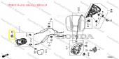 Honda Nissan Mazda Klips, 90662Sb2003, 62698-V7000, 999100503-7