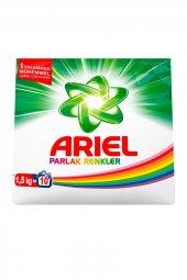 Ariel Çamaşır Deterjanı 1.5 Kg Parlak Renkler