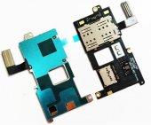 Lenovo Vibe P1 P1a42 P1c58 P1c72 Sim Kart Yuvası Hafıza Kart Yuva-3