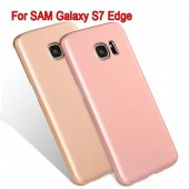 Samsung Galaxy S7 Edge G935 Rubber Silikon Kılıt Kapak-5