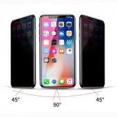 Apple İphone Xs Max Komple Ekran Koruyucu 9d...