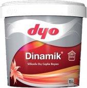 Dyo Dinamik Silikonlu Dış Cephe Boyası 15 Lt...