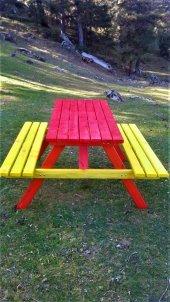 Alaçam Mobilya Gs Piknik Masası 6 Kişilik