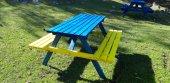 Alaçam Mobilya Fb Piknik Masası 6 Kişilik