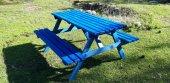 Alaçam Mobilya Çeşme Piknik Masası 6 Kişilik...
