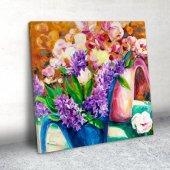 Lavanta Çiçeği Kanvas Tablo