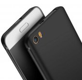 Xiaomi Mi 5S Kılıf Zore İmax Silikon Kamera Korumalı-3