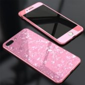 iPhone 7 Kılıf Voero Desenli 360 Magnet Case