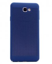Galaxy J5 Prime Kılıf Delikli Rubber Kapak
