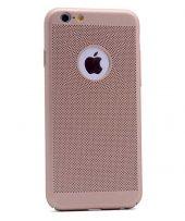 Apple iPhone 7 Kılıf Delikli Rubber Kapak-4