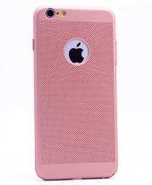 Apple iPhone 7 Kılıf Delikli Rubber Kapak-8
