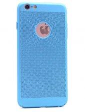 Apple iPhone 7 Kılıf Delikli Rubber Kapak-9