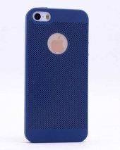 Apple iPhone 7 Kılıf Delikli Rubber Kapak-11