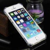 Apple iPhone 5 Kılıf Nitro Anti Shock Silikon-5