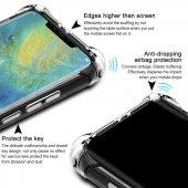 Huawei Mate 20 Pro Kılıf Zore Nitro Anti Shock Silikon-3