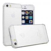 Apple iPhone 5 Kılıf Nitro Anti Shock Silikon-6