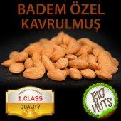 Badem İçi Kavrulmuş Lezzetli 250Gr 500 Gr 1 Kg Big Nuts Kuruyemiş-4