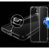 Samsung Galaxy A10 Tıpalı Kamera Korumalı Silikon Kapak Şeffaf-2