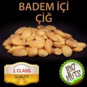 Çiğ Badem İçi Sağlıklı 250 Gr 500 Gr 1 Kg Big Nuts Kuruyemiş-4