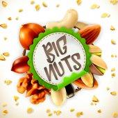 Çiğ Badem İçi Sağlıklı 250 Gr 500 Gr 1 Kg Big Nuts Kuruyemiş-5
