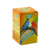 Mavi Yeşil Kanarya Ve Muhabbet Kuşu Küp Gaga...