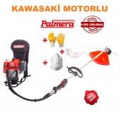 Kawasaki Palmera Bg 520 Ka Sırt Tırpan Tj53e...