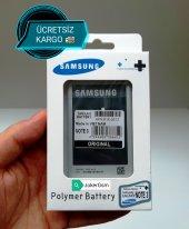 Samsung Galaxy Not 3 Note 3 Orjinal Batarya Pil...