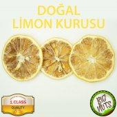 Limon Kurusu Doğal Kurutulmuş Cips 100gr 250gr...