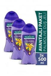 Aroma Sens So Relaxed Duş Jeli 500 Ml X 3 Pal.tr01658a.3